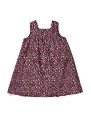 Dress Ayla - deepcobalt