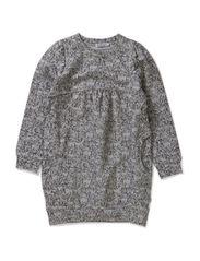 Dress Safina - melangegrey