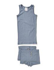 Boys Printed Underwear - blue