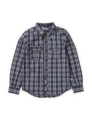 Shirt Dines - darkblue