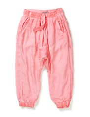 Trousers Flora - rose