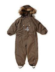 Snowsuit Fur - brown