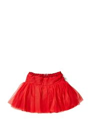 Skirt Tulle - darkcoral