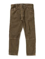 Trousers Milton - darkbrown