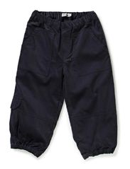 Trousers Front Pockets - darkblue
