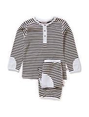Granddad Pyjamas - Navy