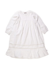 Gown Lucia - white