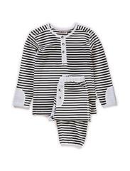Granddad Pajamas - navy