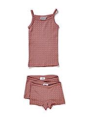 Girls Printed Underwear - nostalgicrose