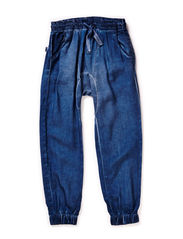 Trousers Flora - indigo