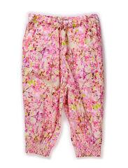 Trousers Sara - rose