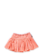 Skirt Tulle - darkpeach