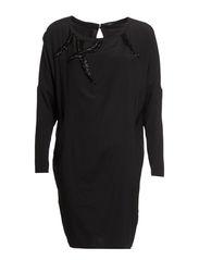 Sif A Dress - Black