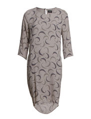 Ricci Dress - Flint Gray