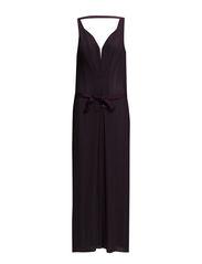 Helvig Dress - Plum Perfect