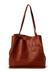 Sienna Shopper - All Brown