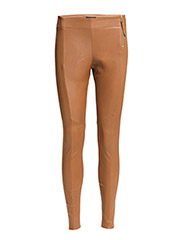 Pammi Pants - All Brown