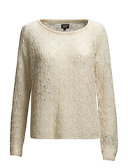 Chanelle Pullover - Pumice Stone