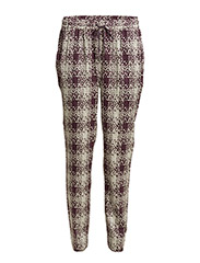 Sahara Pants - Plum Perfect