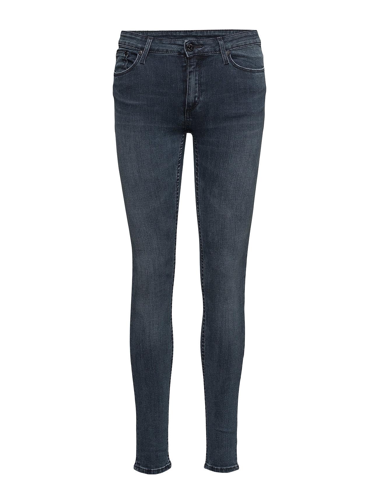 Eye Blue/Black Whyred Jeans til Kvinder i