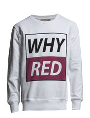 MURRY WHYRED PRINT - WHITE