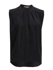 FEDORA SLEEVELESS - BLACK