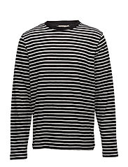 ART L/S SAILOR - BLACK