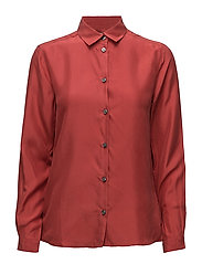 KAROLINA WASHED - RED COGNAC