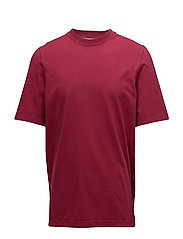 MURRY S/S LT WEIGHT - EARTH RED