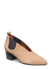 SABLE CUT NUBUCK - CAMEL
