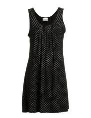 Dress - WHITE DOTS