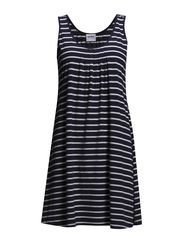Beach Dress - Boston Blue