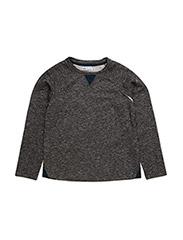 Sweat shirt - BLACK