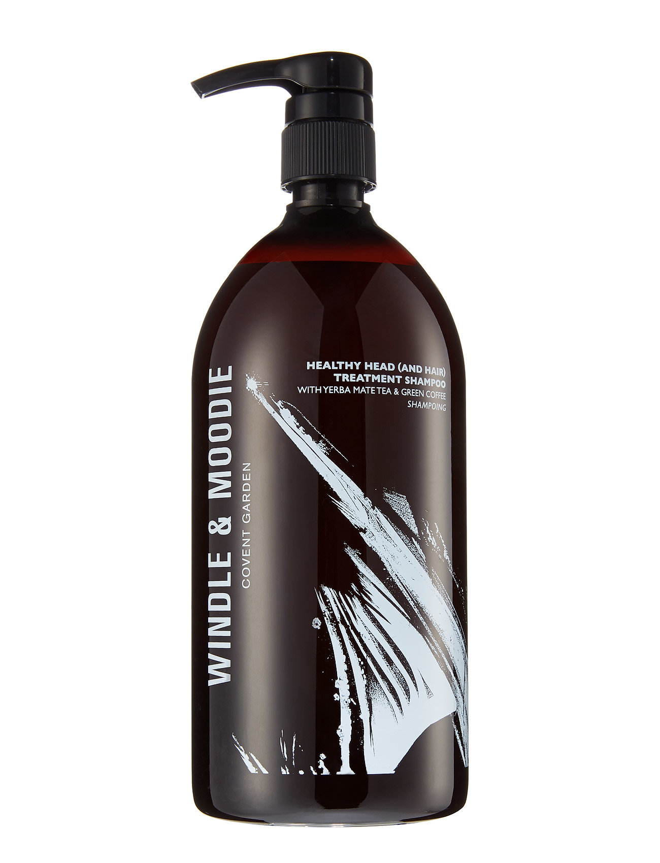 windle & moodie – Healthy head (and hair) treatment shampoo fra boozt.com dk