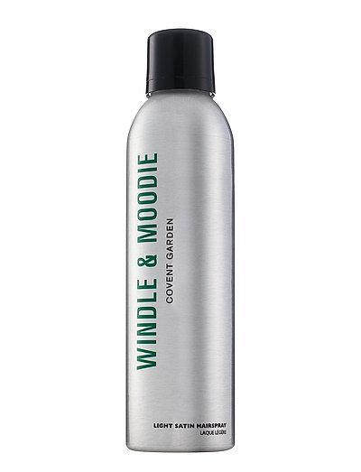 Light Satin Hairspray - NO COLOUR