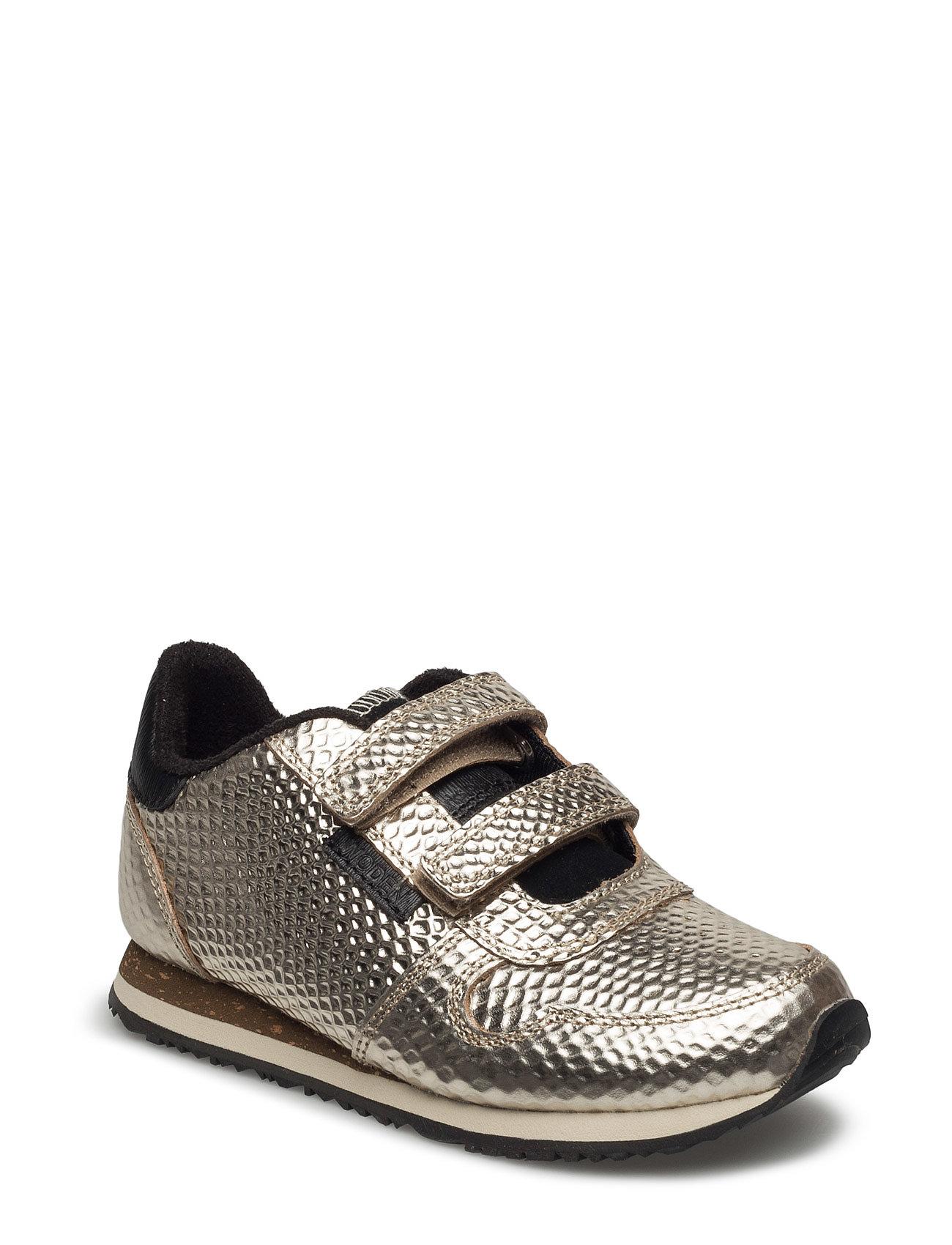 Ydun Metalic Jr Woden Sko & Sneakers til Børn i Guld