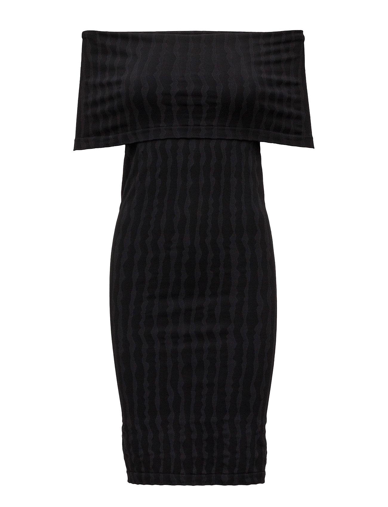 Stripes Dress Wolford Knælange & mellemlange til Damer i
