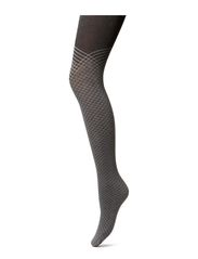 Yve Tights - black/ash