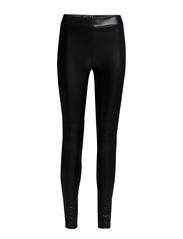 Estella Leggings - BLACK