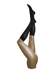 Merino Knee-Highs - BLACK