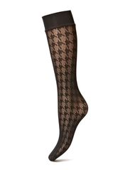 Pascale Knee-Highs - black