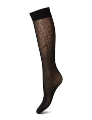 COMFORT DECOR KNEE-HIGHS - black