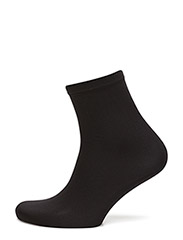 Velvet 66 Socks - BLACK
