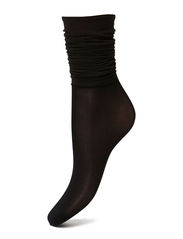 COLORA SOCKS - black/black