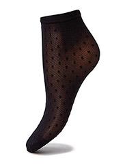 Daria Socks - black/black