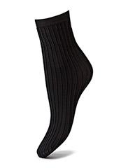 Stripes Socks - black