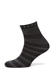 Cim Socks - BLACK/JET HEMATITE
