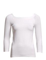 Cordoba pullover - white