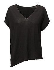 Fine Merino Shirt - BLACK