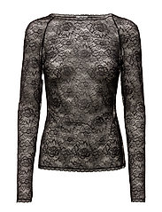 Wolford - Stretch Lace Pullover